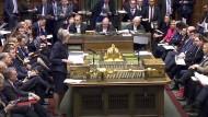 """Prime Minister's Questions"" am Mittwoch im Unterhaus"