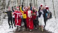 Laufen gegen den Weihnachtsspeck
