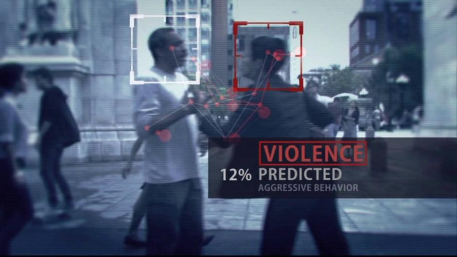 """Die Maschine weiß, wer wen schlagen wird, bevor die beiden es wissen: Das Szenario der Fernsehserie """"Person of Interest"""" wird vom Netz verwirklicht"""