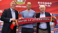 Heiko Herrlich wird neuer Trainer der Werkself