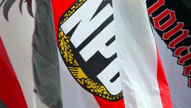 NPD klagt gegen Verbot von Demonstration