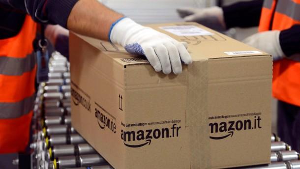 Gewerkschaft ver.di wirft Amazon Lohndumping vor