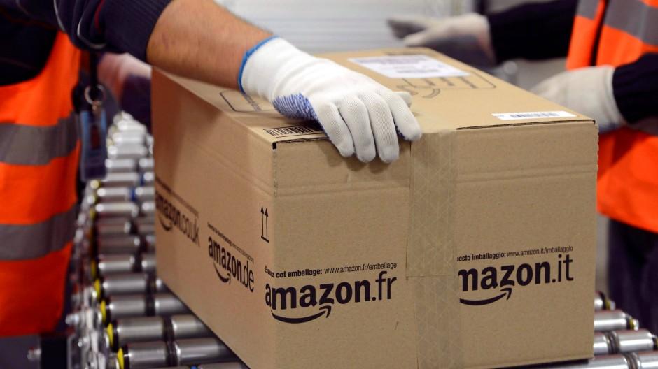 Die Arbeitsbedingungen bei Amazon sorgen weiter für Empörung