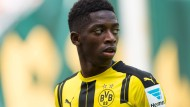 Dortmund bleibt harter Linie bei Dembélé treu
