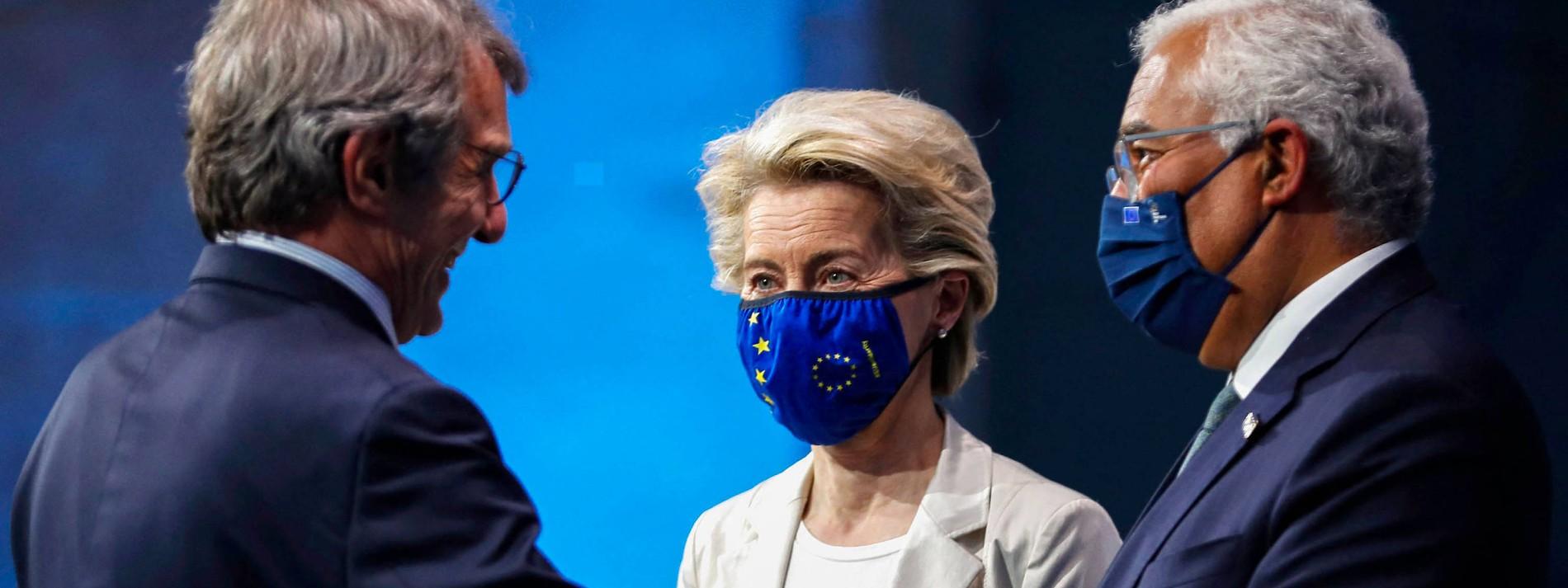 EU-Staaten sehen Bidens Patent-Vorstoß mit Skepsis