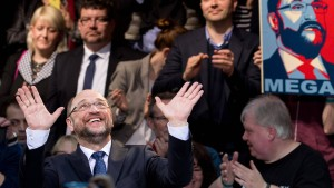 Wie auch CDU und CSU vom Schulz-Hype profitieren wollen