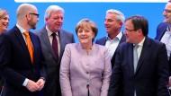 CDU will auf Parteitag Startschuss für Bundestagswahlkampf geben