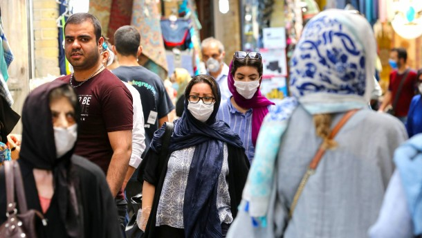 Bericht über Verhaftungen in Iran wegen geplanter Proteste