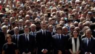 Spanien trauert, Mutter bittet Hauptverdächtigen zur Aufgabe
