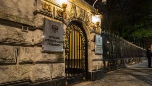 Terror-Verdächtiger hatte russische Botschaft in Berlin im Visier