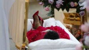 Tausende nehmen Abschied von Aretha Franklin