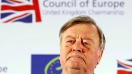 Alterspräsident stellt sich für Brexit-Notregierung zur Verfügung