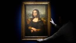 550.000 Euro für eine Mona Lisa-Kopie