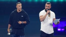 """Empörte Reaktionen auf """"Echo""""-Verleihung"""