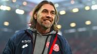 "Entgegen der ""Fußball-Mechanismen"" bleibt Martin Schmidt Trainer beim 1. FSV Mainz 05."