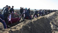 Amnesty findet keine Hinweise auf Massengräber