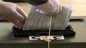 Irland und Tschechien stimmen ab