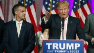 Trump feuert seinen Wahlkampfmanager