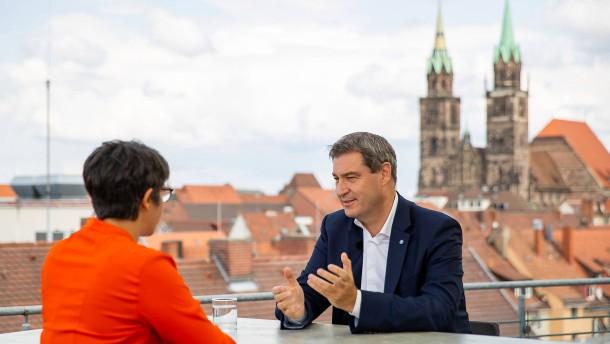 """""""Die SPD kommt mir wie eine Partei vor, die jede Ausfahrt verpasst"""""""