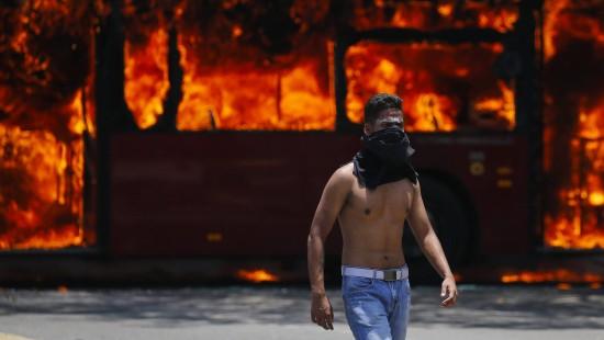 In Venezuela regiert das Chaos