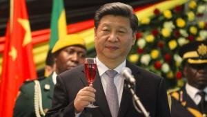 Chinas Währung gilt jetzt auch in Simbabwe