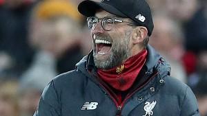 Liverpool weiter ungeschlagen