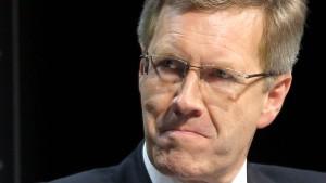 SPD: Wulff hat selbst um Sponsoren geworben