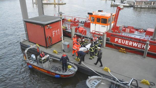 Leiche von Liam Colgan in Elbe gefunden