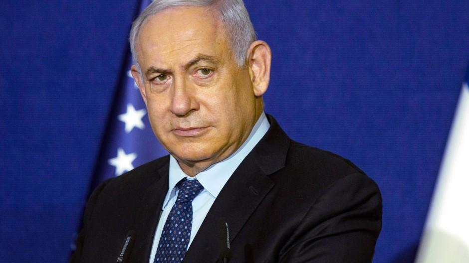 Benjamin Netanjahu (Archivbild)