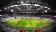 Das Stade Pierre Mauroy in Lille – eines der Stadien, in denen die Fußball-Europameisterschaft stattfinden wird.
