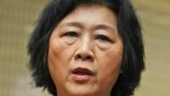Sieben Jahre Haft für chinesische Journalistin