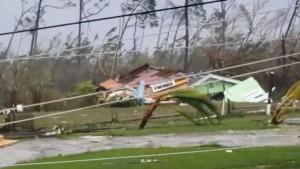 """Hurrikan """"Dorian"""" trifft die Bahamas – Überflutungen und Zerstörung"""