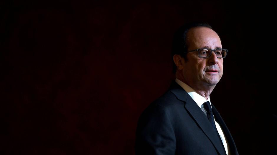 François Hollande will nicht nochmal für das Präsidentenamt kandidieren.