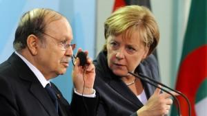 Merkel-Reise nach Algerien abgesagt