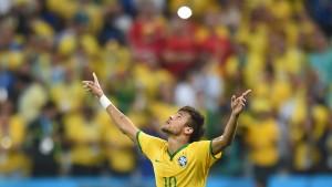 Erst Neymar erlöst Brasilien