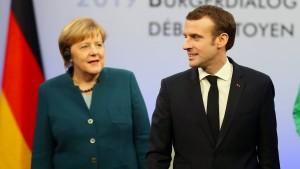 Macron sagt Teilnahme an Münchner Sicherheitskonferenz ab