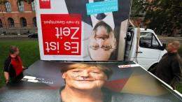 Etablierten Parteien laufen die bürgerlichen Wähler weg