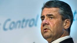 """Gabriel: Ampel unter SPD-Führung wäre """"die richtige Koalition"""""""