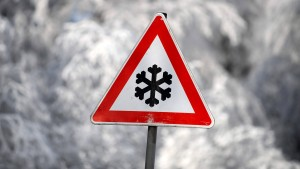 Unfälle bei Schnee und Glätte