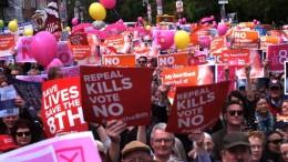 Abtreibungsverbot in Irland