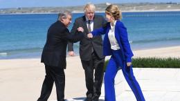 Trennt die G-7-Staaten mehr, als sie zusammenhält?