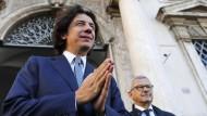 Der Politiker Marco Cappato hatte sich selbst angezeigt – und damit das Verfahren angestoßen.