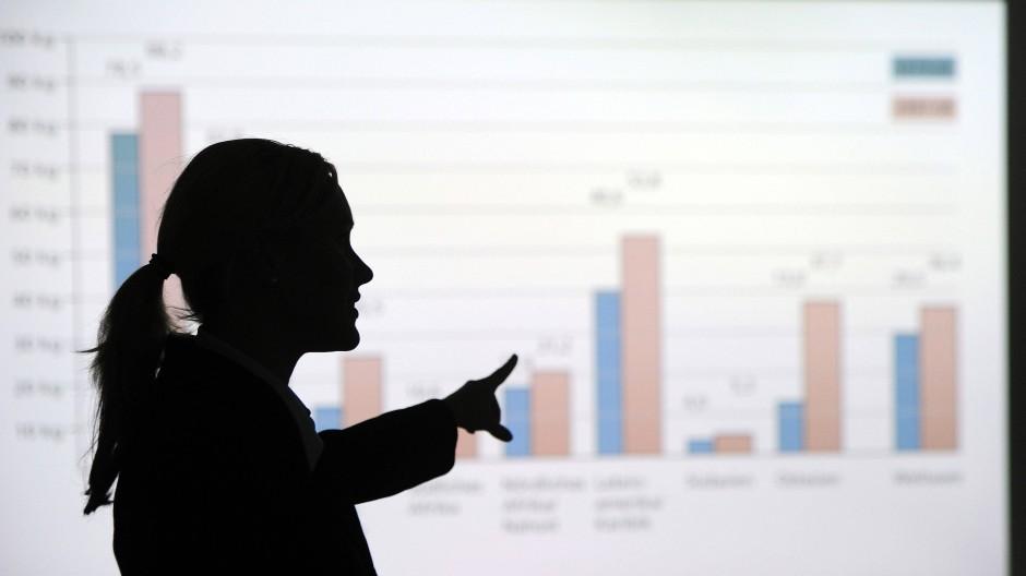 Männer und Frauen sind im Beruf noch lange nicht gleichgestellt.