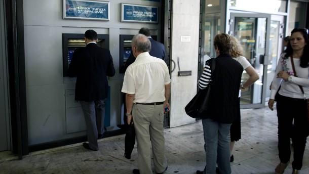 Der Markt hat die griechischen Banken abgeschrieben