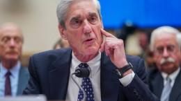 Russland-Ermittlungen gegen Trump-Team nicht politisch motiviert
