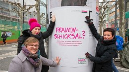 Frankfurt erhält Preis für Frauenpolitik