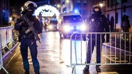 """""""Terroristen arbeiten grenzüberschreitend, Sicherheitsbehörden nicht"""""""