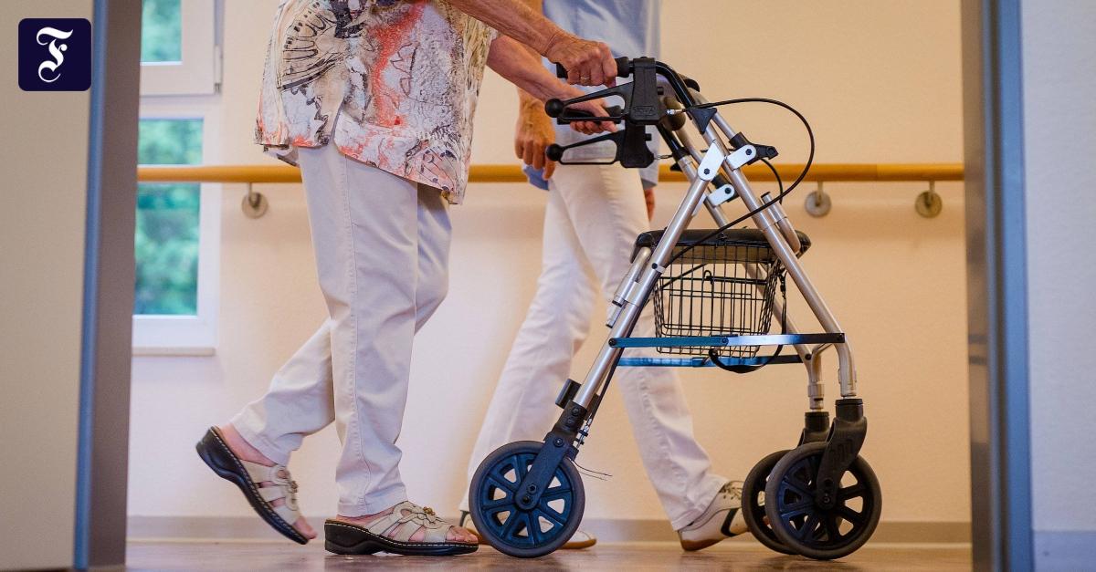 Staatliche Zuschüsse: Pflegekosten geraten außer Kontrolle