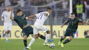 Italien qualifiziert sich – Enttäuschung für Spanien