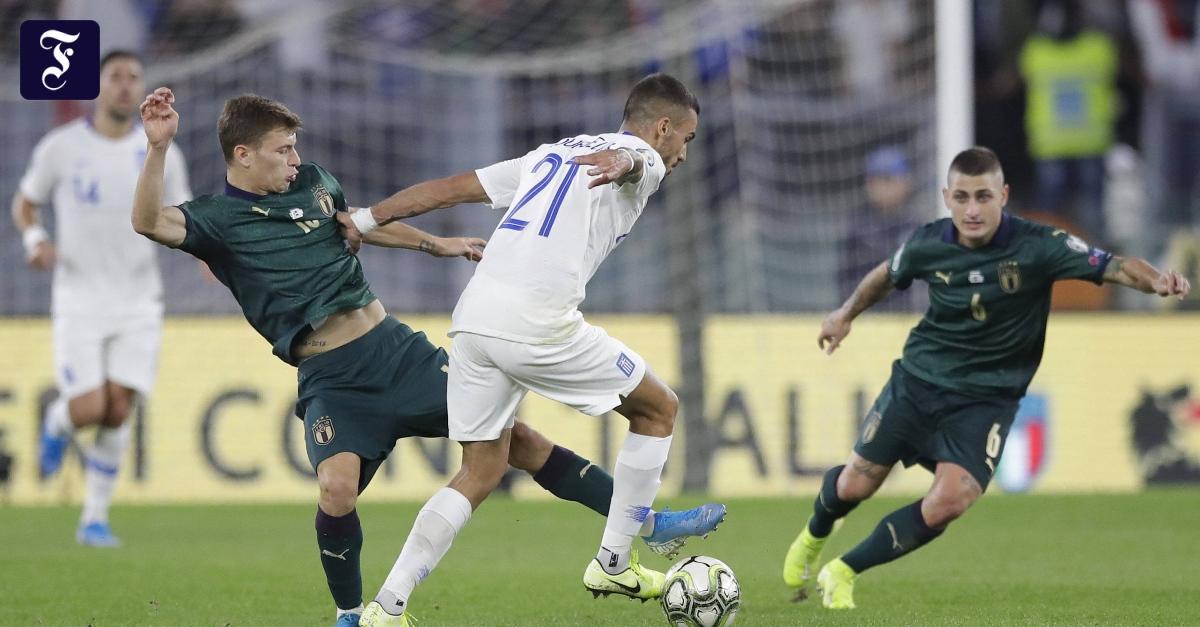 Italien Europameisterschaft